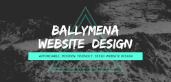 Ballymena Website Design